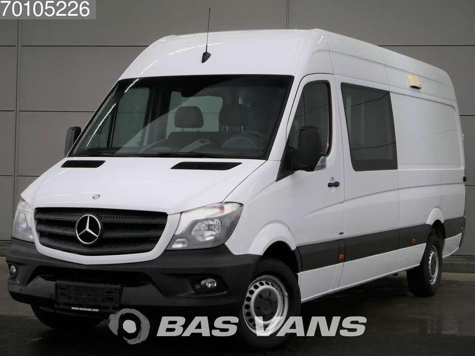 Mercedes-Benz Sprinter 316 CDI Dubbel Cabine DC Navi Full Option L3H2 1... - 2014