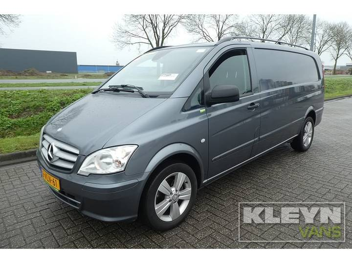 Mercedes-Benz VITO 122 CDI xxl 3.0 ltr clima au - 2011