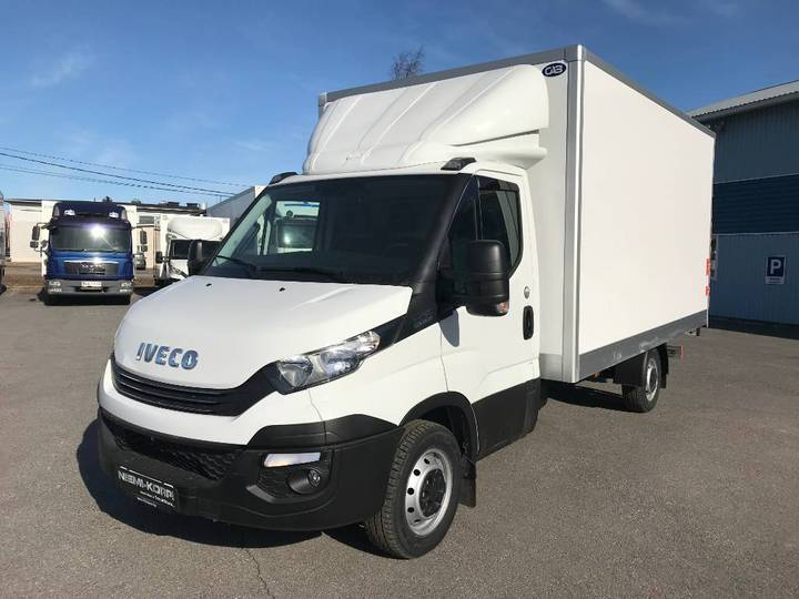 Iveco Daily 35s18 A8 - 2019