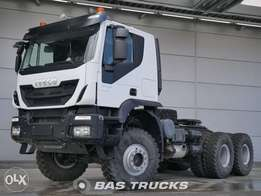 IVECO Trakker Hi-track At720t44 - To be Imported