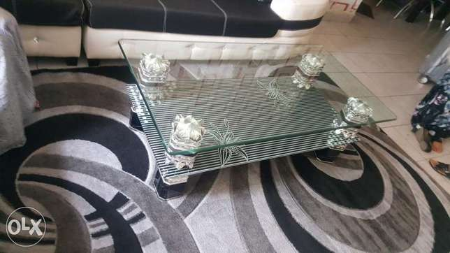 Classic glass table South 'C' - image 1