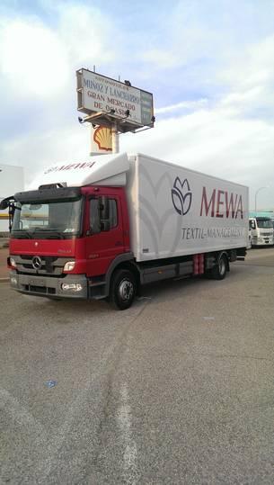 Transport MERCEDES 1524 - 2011