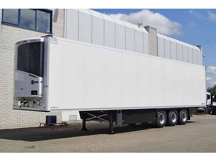 Schmitz Cargobull SKO 24/L 13.4 FP60 COOL REEFER (10 units)
