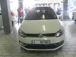 VW Polo 1.2 TSI 2015 Model