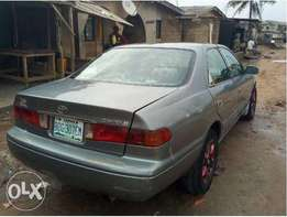 Droplight Toyota Camry LE 2002 First Body Clean In and Out V4 Engine