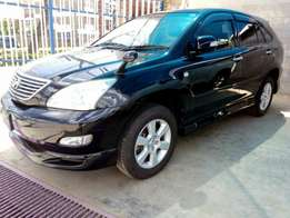 Fully loaded Body kits G grade Leather interior Toyota Harrier