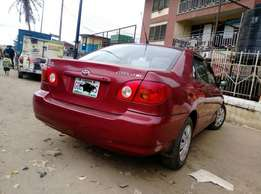 Toyota Corolla (2005) Sparkling Clean (Just Like Tokunbo)