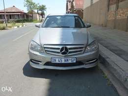 2008 mercedes benz C180 kompressor for sale at R145000