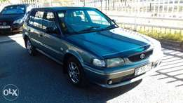 Beautiful toyota Tazz