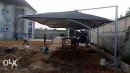 All kinds of installation of carport shade.