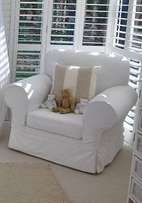 Slip Cover Rocking Chair
