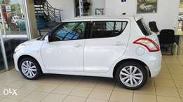 Swift 1.2 GL automatic transmission pearl white