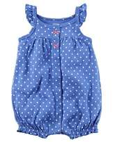 Carter's girls romper