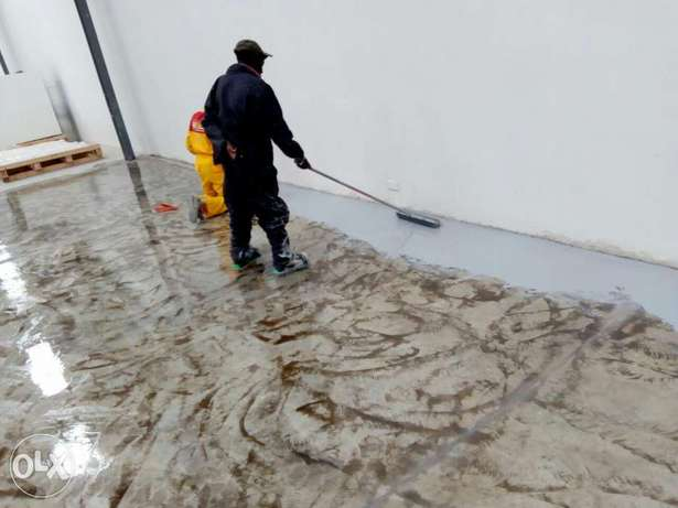 EPOXY Floors - for the best epoxy floors in East Africa, contact us. Industrial Area - image 2