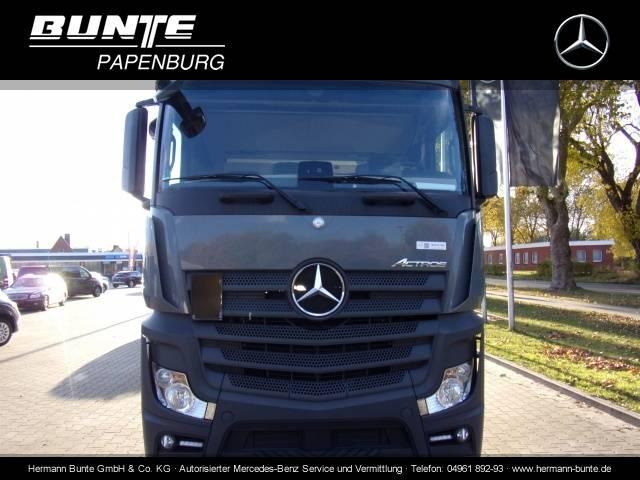 Mercedes-Benz Actros 1842LS Low Liner, SZM, Stream Space Euro6 Klima Navi Luftfeder ZV - 2015