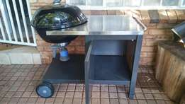 Cadac Patio Gas or Charcoal Bbq braai - Never used