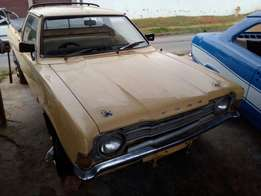 Ford cortina mk3 v8 project