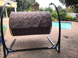Outdoor Swing Couch