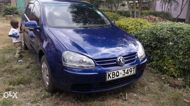 Quick sale of VW Golf 1600cc Athi River - image 1