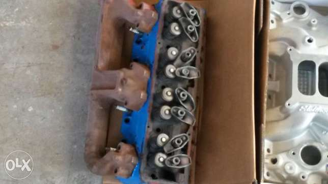 400 Chevy Small Block Engine huge bargain R15 000 Westonaria - image 1