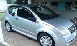 Citroen C2 for sale URGENTLY