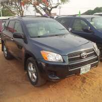 NIGERIAN USED Toyota RAV4, 2011. Full Option Buy & Drive No Issues.