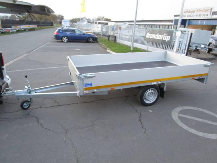 Eduard 3116 ALU Bordwände 750kg/1,35/1,5 t AKTION - 2019