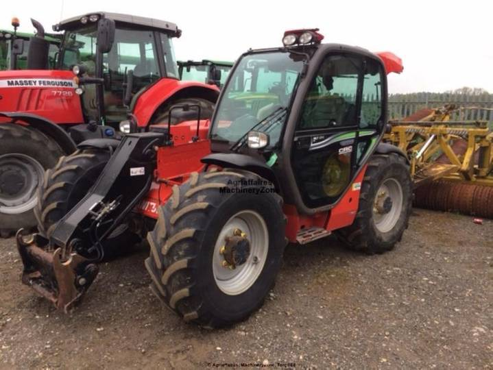 Manitou mlt634-120 - 2015