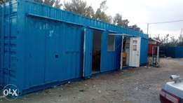 New Container shops to let in Nairobi West