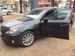 Lexus IS 250 Low Mileage Very Clean and Sharp.
