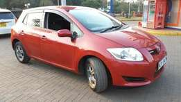 toyota auries on sale/trade in