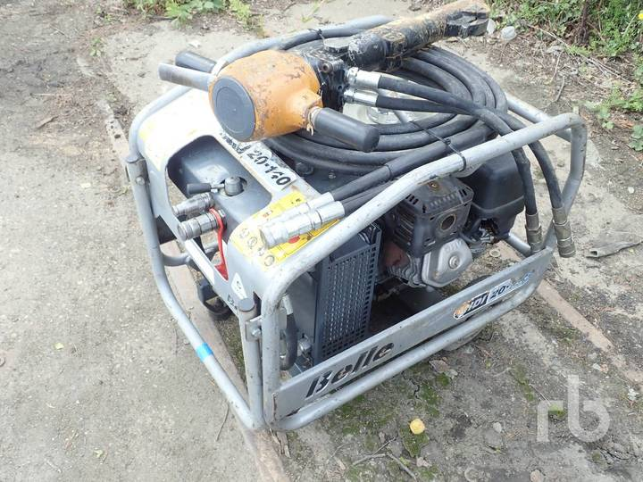 Belle HPP03 Hydraulic Power Pack - 2013