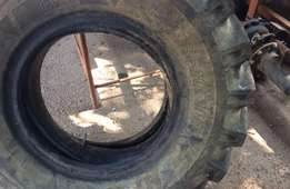BKT 14.5 – 20 MPT tyre. In very good condition.