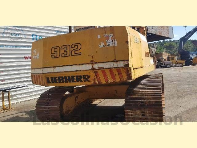 Liebherr 932 - 1995 - image 2
