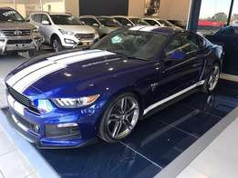 2016 Ford MUSTANG 5.0 GT A/T (L3) Roush conversion