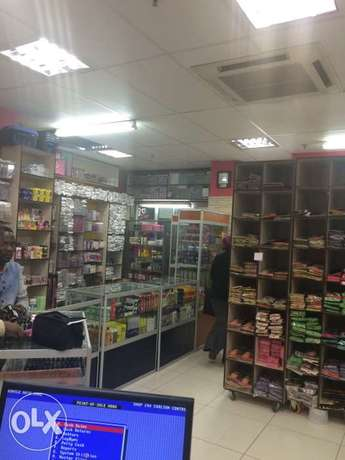 Cosmetic n hair store for sale in jhb carlton center Johannesburg CBD - image 1