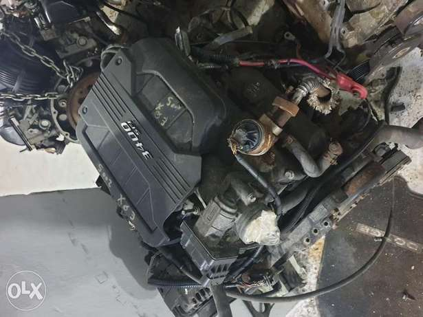 Chevrolet Equinox 2005 engine 3400 V6