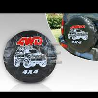 Universal spare wheel cover
