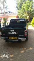 Isuzu Dmax double cab clean fully loaded KBR registration
