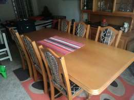 Beautiful dinning room set for sale