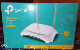 TP LINK Wireless Speed Router 300Mbps