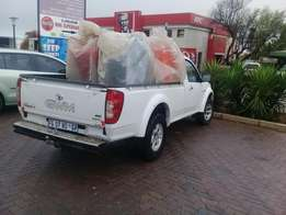 Steed 5 diesel Bakkie for sale
