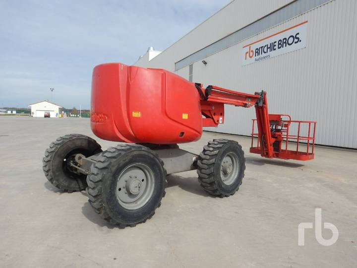 Haulotte HA16PX 4x4x4 Articulated - 2010