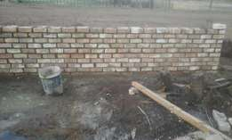 We do building, tilling, ceiling, painting, plastering,