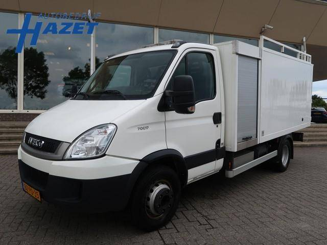 Iveco Daily 70C17 170 PK PTO KIPPER 7000 KG *MARGE* - 2011