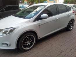 2012 Ford Focus 1.6 in good condition for R 99,0000