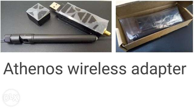 Athenos wireless adapter