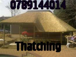 thatching and fireproofing