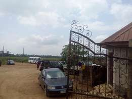 Buy plots of land in a genuine fast developing estate at Mowe-Ofada