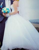 Весільні сукні Долина  купити весільне плаття бу - дошка оголошень ... 31cd0637d525d